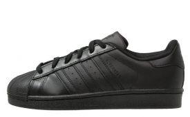adidas-superstar-herensneaker-zwart